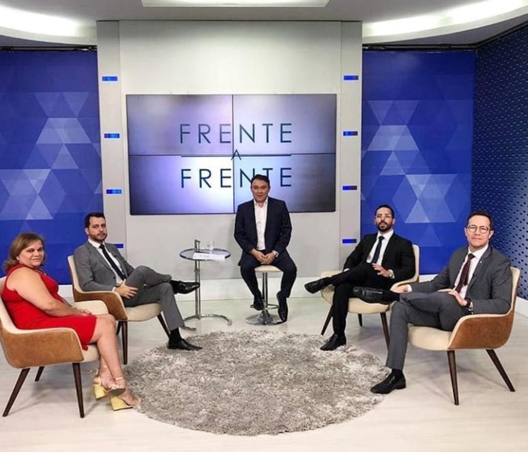 Vice-Presidente da Comcrim participa de debate sobre Violência e Prisões