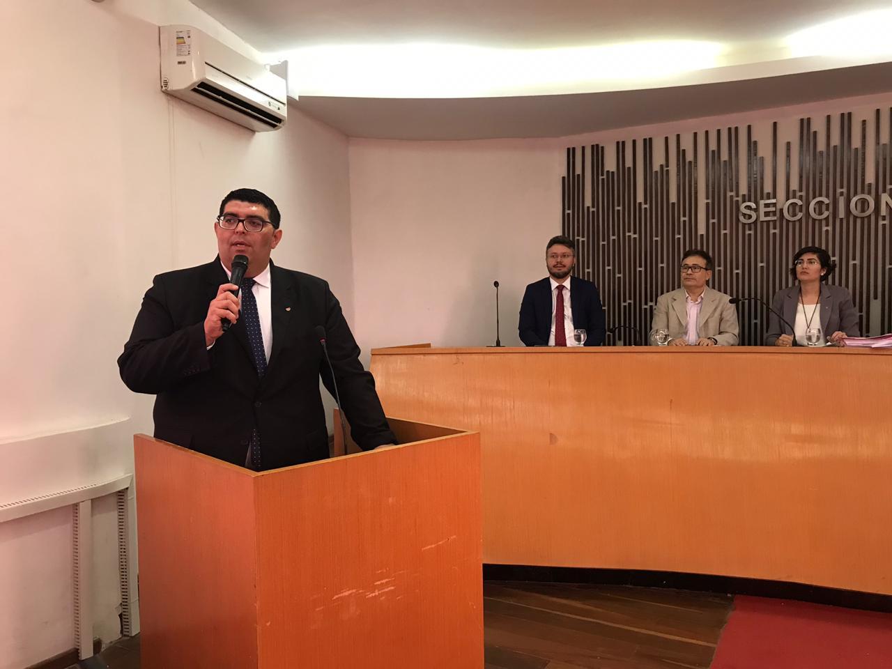 Conselho Pleno da OAB-PB elege presidente interino da Subseção de Cajazeiras