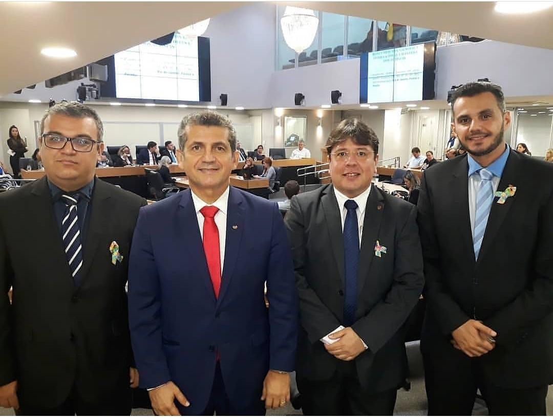 OAB-PB participa de Sessão Especial na ALPB e divulga campanha em benefício dos autistas