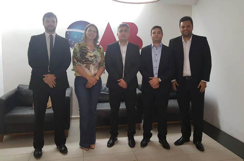Comissão de Direito Aeronáutico da OAB-PB discute cronograma de ações para 2019