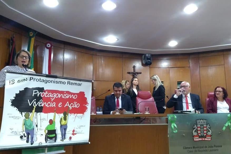 Comissão da OAB-PB participa de instalação da Frente Parlamentar em Defesa da Criança e Adolescente da CMJP
