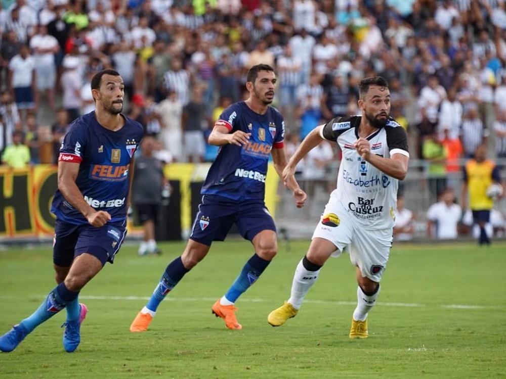 Advogados pagarão meia entrada na decisão da Copa Nordeste entre Botafogo e Fortaleza