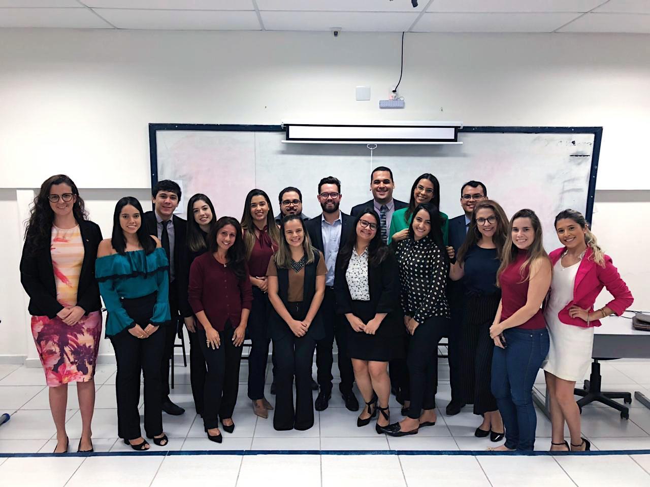Comissão da Jovem Advocacia da OAB-PB realiza 5ª reunião ordinária