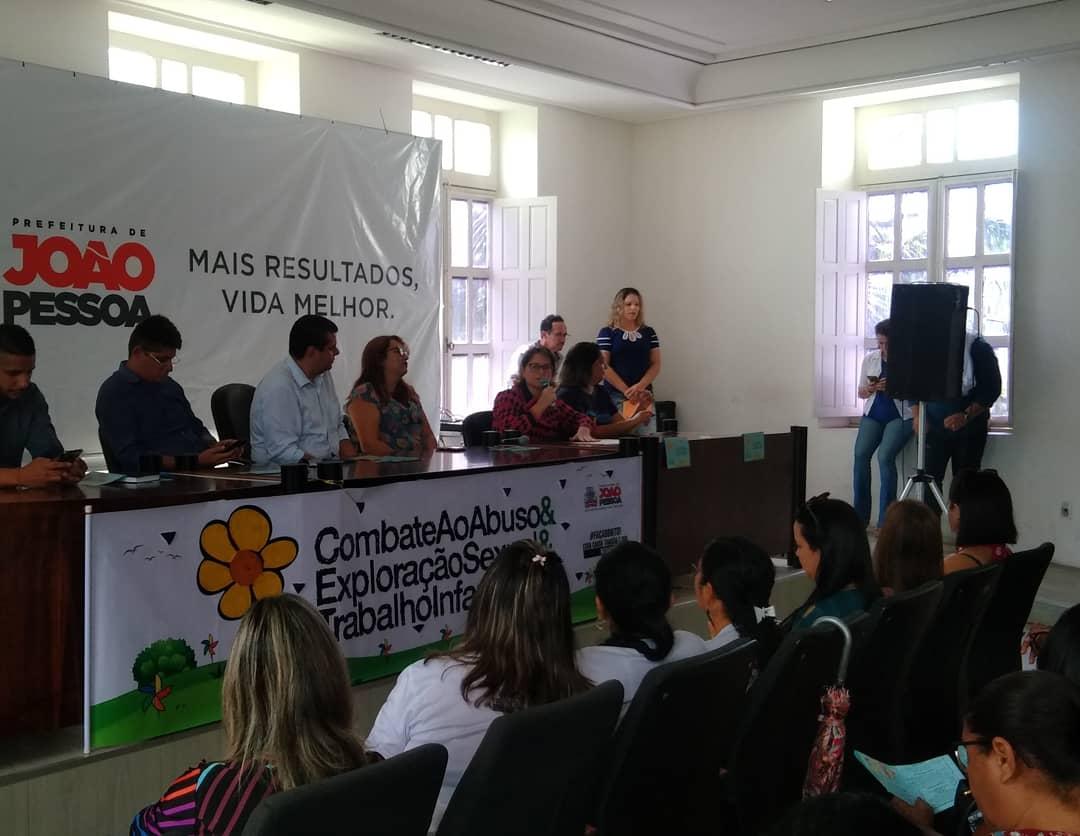 OAB-PB participa da programação em alusão ao Dia Nacional de enfrentamento à violência sexual contra crianças e adolescentes