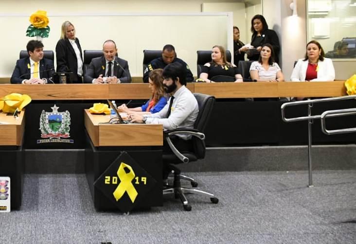OAB-PB debate soluções para reduzir acidentes de trânsito durante sessão na ALPB