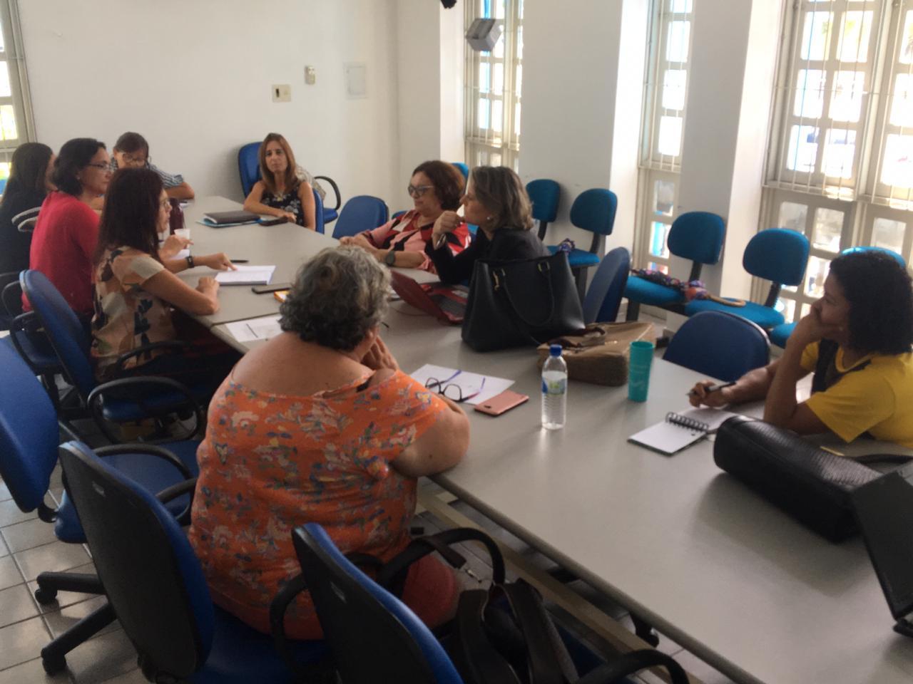 Comissão dos Direitos da Criança e do Adolescente participa de reunião de planejamento do aniversário de 29 anos do ECA