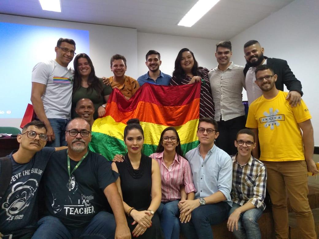 Comissões da OAB participam de palestra em alusão ao combate à discriminação por orientação sexual e identidade de gênero