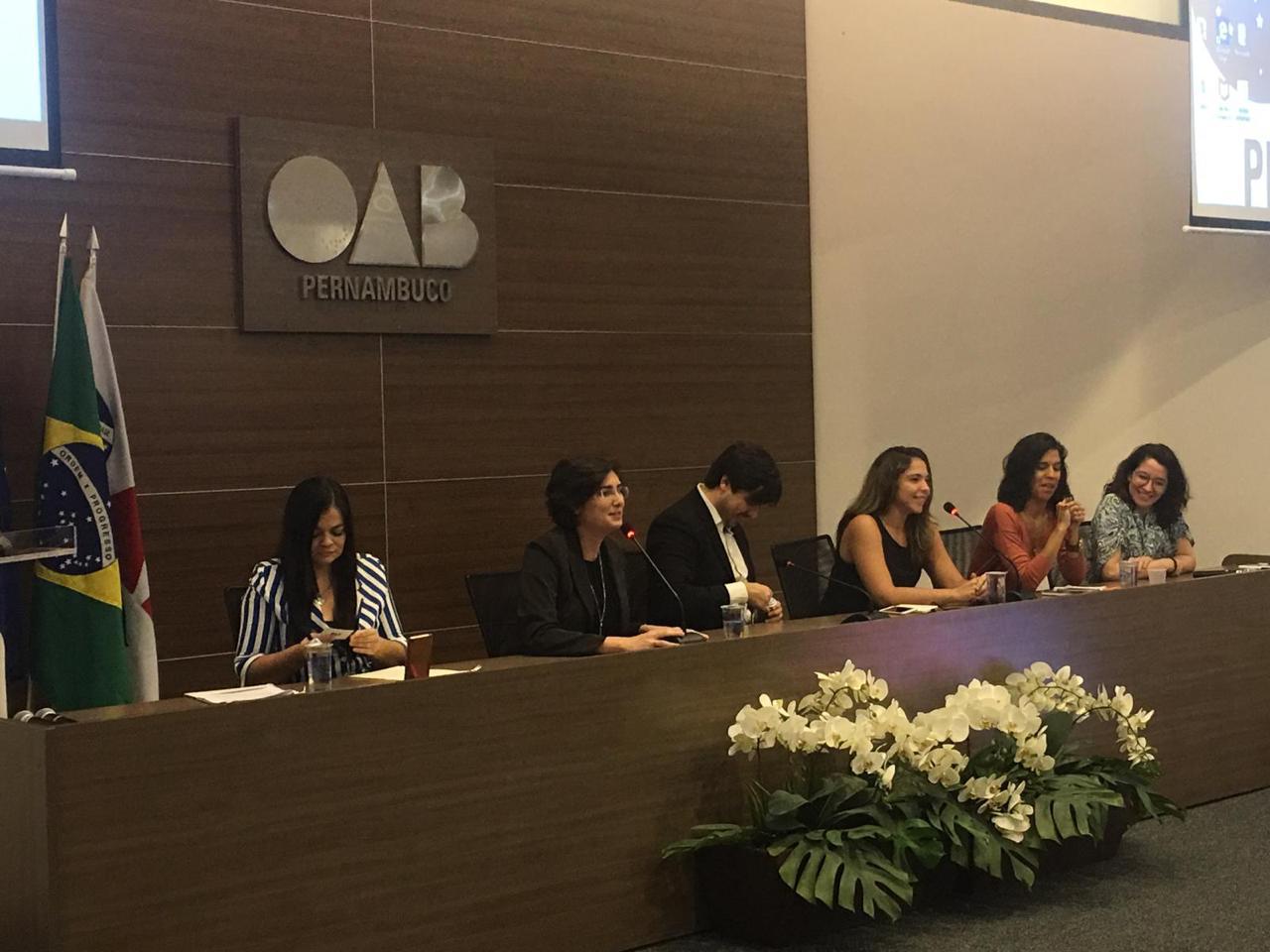 OAB-PB participa do I Simpósio Pernambucano de Privacidade e Proteção de Dados