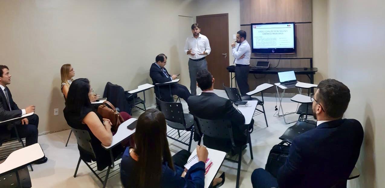 Comissão de Direito Imobiliário da OAB-PB realiza reunião e discute questões administrativas e pautas acadêmicas