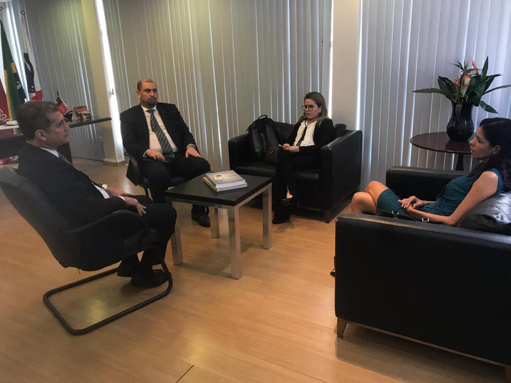 Comissão da Advocacia Municipalista da OAB-PB se reúne com Paulo Maia e discute cronograma de ações para 2019