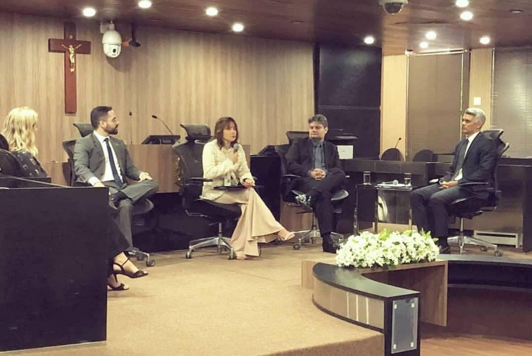 Comcrim participa de debate sobre delação premiada no TRE-PB