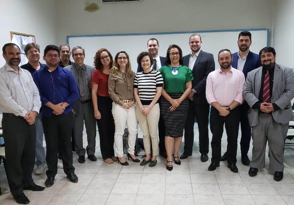 Comissão de Ensino Jurídico discute parcerias com a Faculdade ASPER