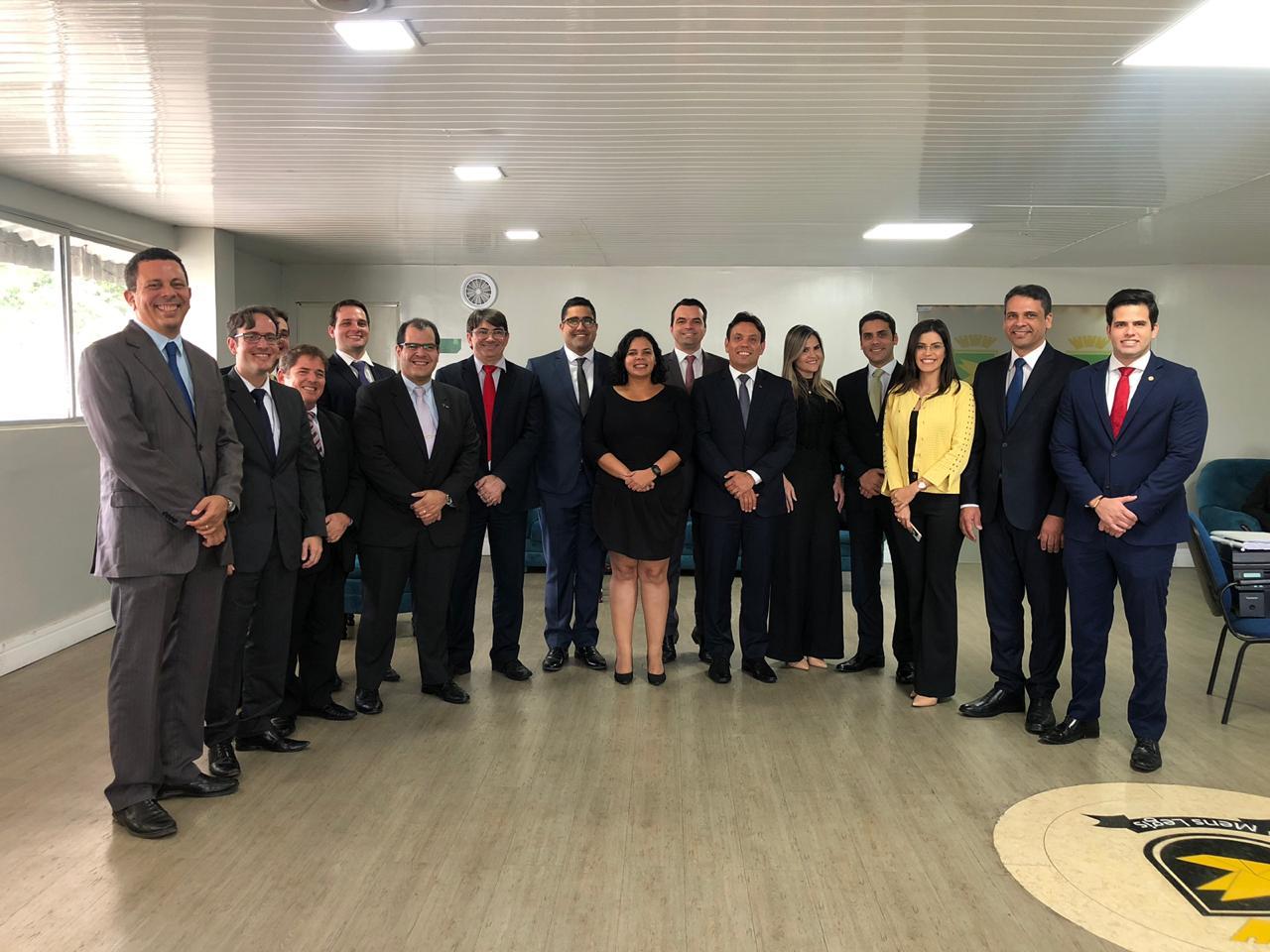Primeira Câmara da OAB-PB julga 237 processos durante reunião em Campina Grande