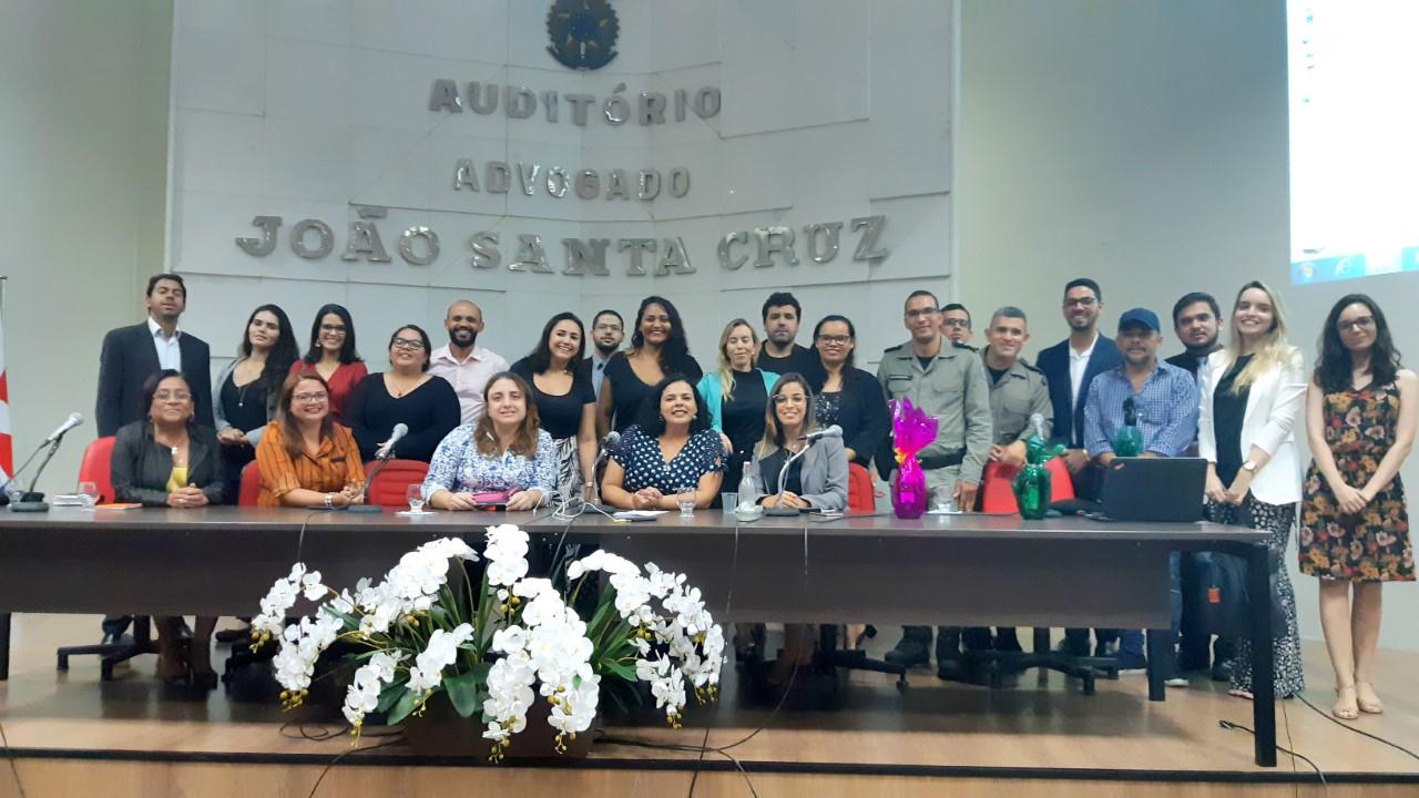 Comissão de Direitos Humanos da OAB-PB realiza 2º Café Pensante e discute justiça restaurativa e segurança pública