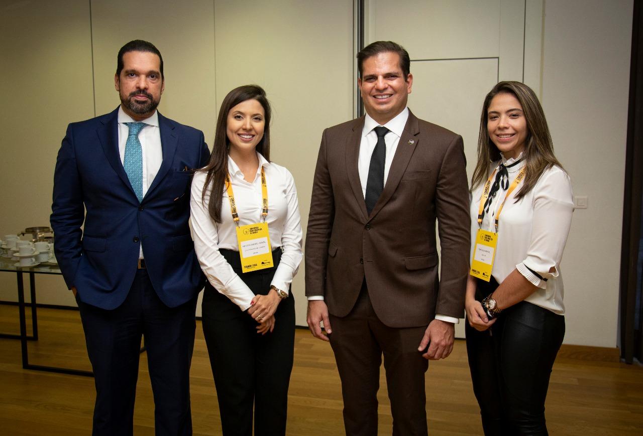Presidente da Comissão de Minas e Energia da OAB-PB participa da Conferência Ibero-Brasileira de Energia