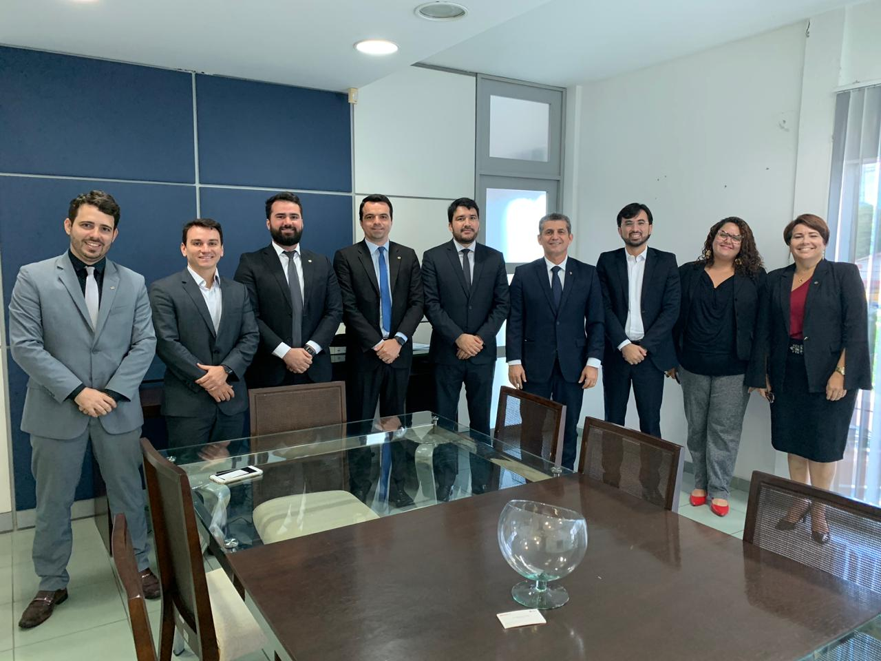 OAB-PB discute destacamento de honorários advocatícios em processos da PBPrev