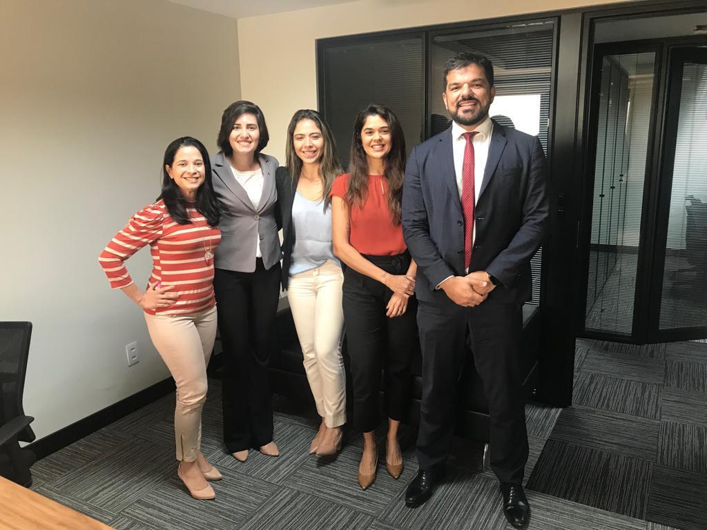 Comissão de Minas e Energia da OAB-PB visita Companhia Paraibana de Gás