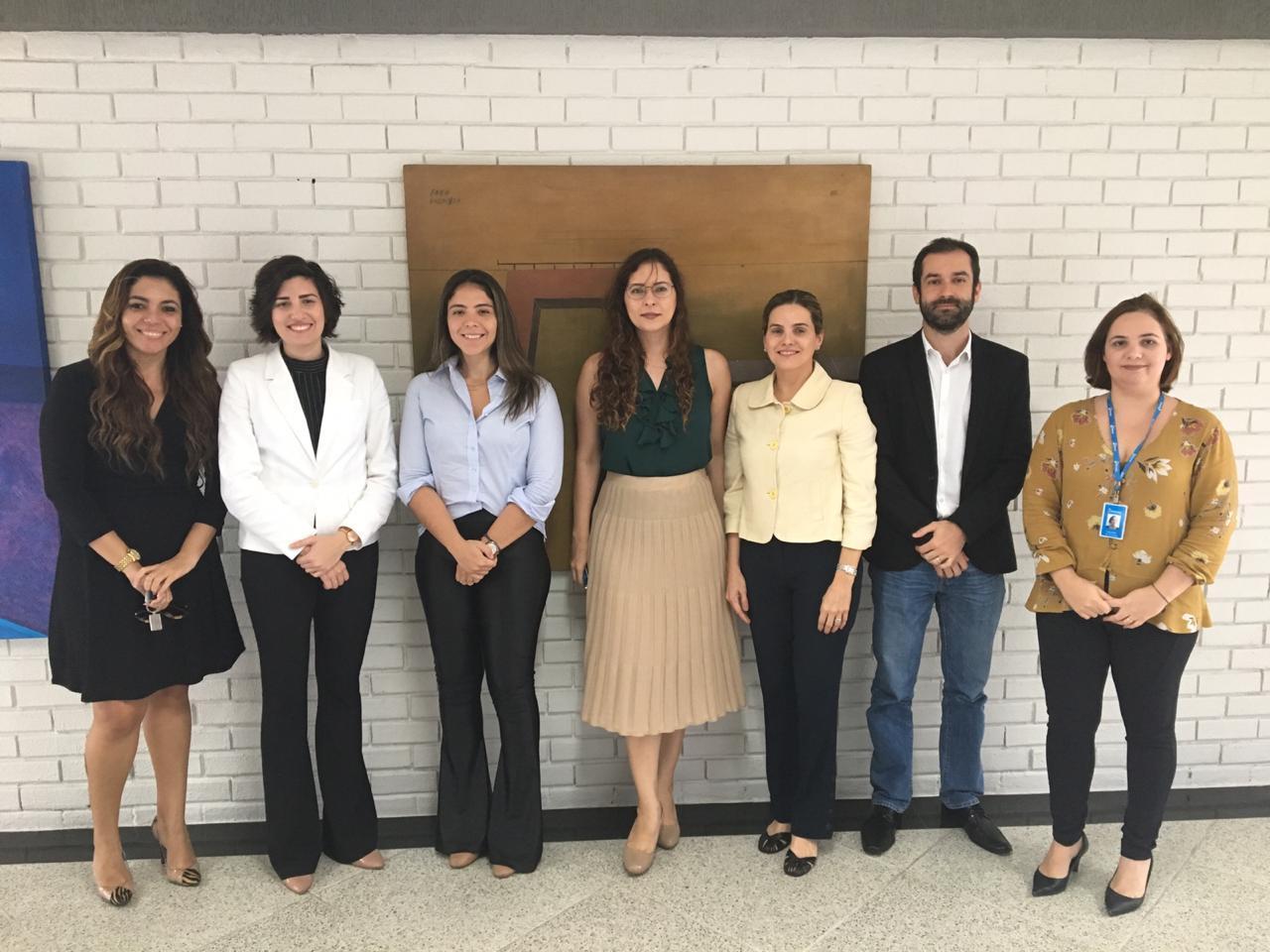 Comissão de Direito de Minas e Energia da OAB-PB visita Energisa e discute parcerias
