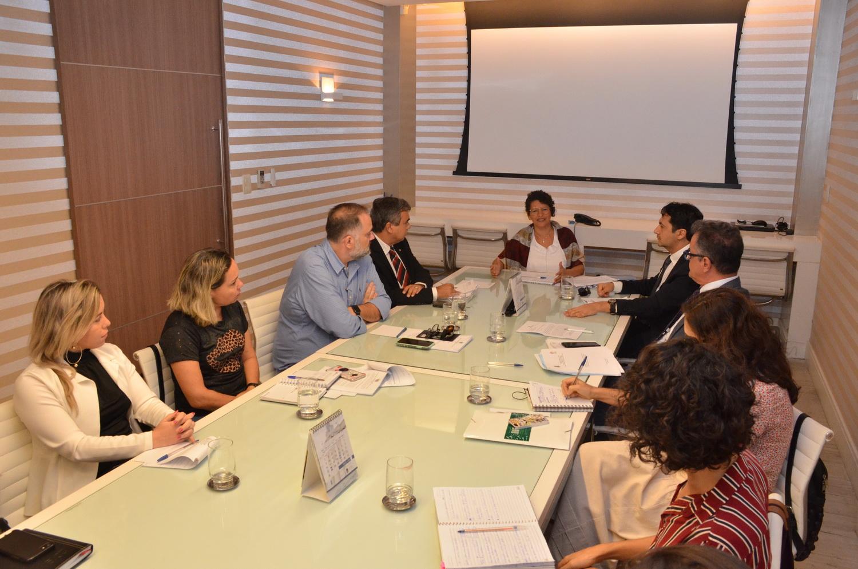 Comissão de Direitos Humanos da OAB-PB participa de reunião e discute problemáticas de manicômio em JP