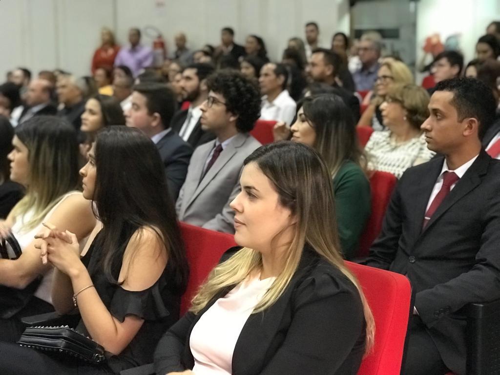 OAB-PB entrega carteiras aos novos advogados; veja fotos