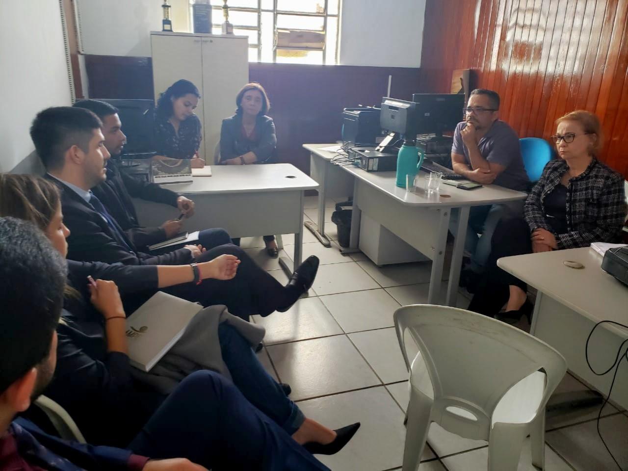 Comissões da OAB-PB se reúnem com direção de presídio da Capital e discutem projetos na ala LGBT da unidade