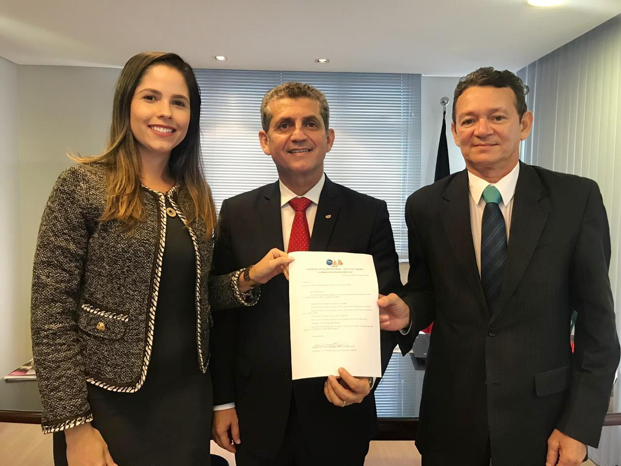 Paulo Maia se reúne com Comissão dos Juizados Especias e discute cronograma de ações para o segundo semestre