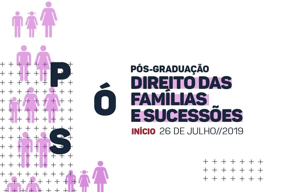 Nova ESA realizará Pós-Graduação em Direito das Famílias e Sucessões; participe
