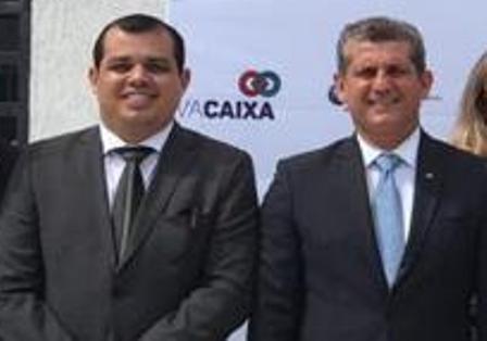 Paulo Maia nomeia Lázaro Costa como diretor da Nova ESA em Campina Grande