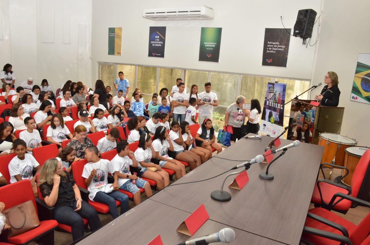 OAB-PB sedia lançamento da campanha alusiva ao aniversário dos 29 anos do ECA