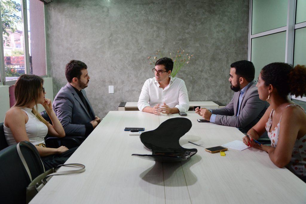 OAB-PB e Câmara de João Pessoa discutem situação dos refugiados na Paraíba