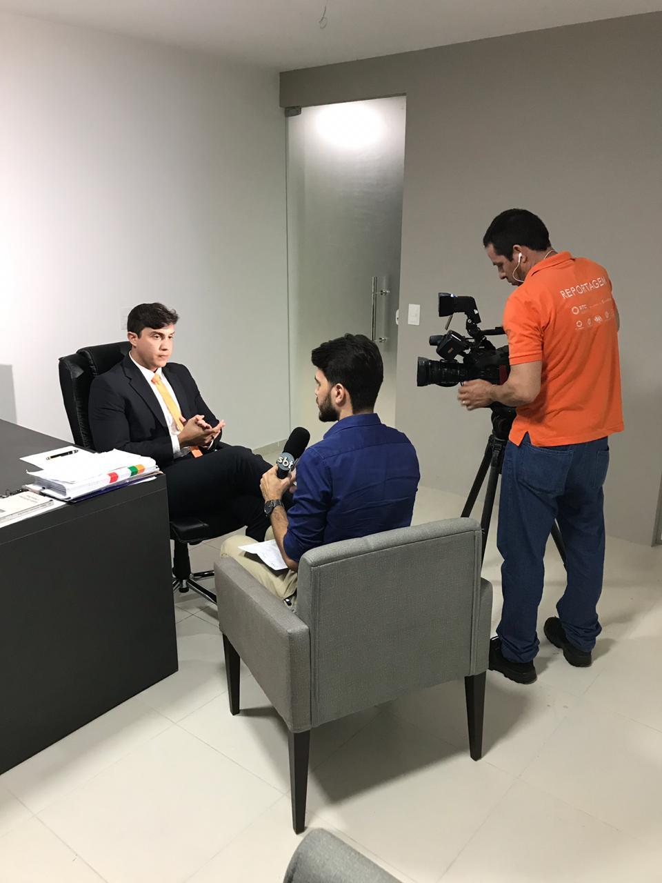 Membro da Comcrim concede entrevista e fala sobre Segurança Pública
