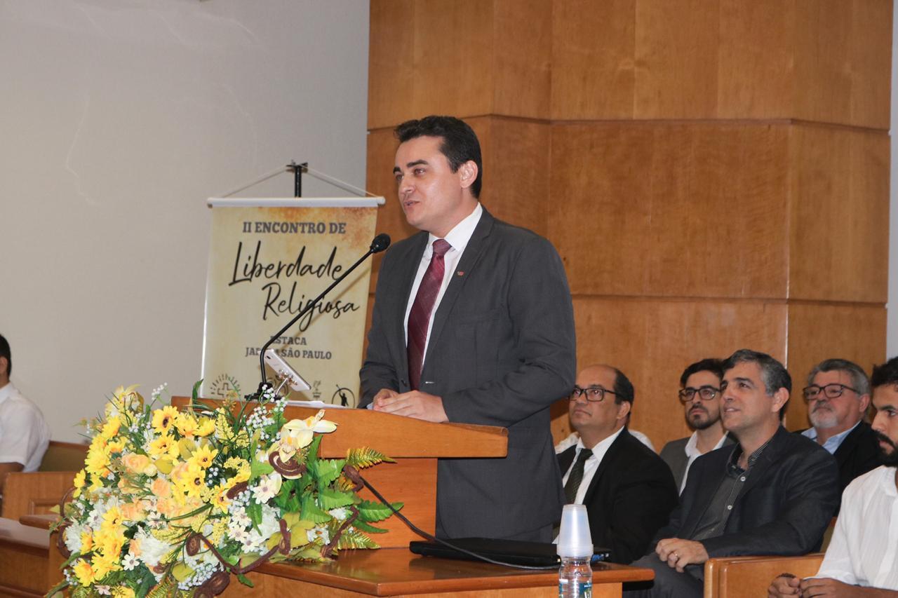 Comissão da OAB-PB participa do II Encontro de Liberdade Religiosa em Recife