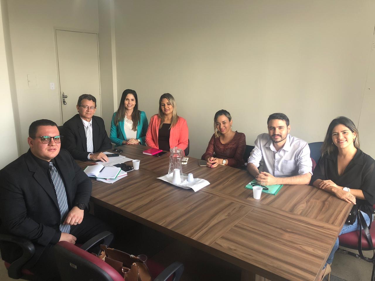 Comissão da OAB-PB se reúne e debate organização do III Fórum de Debates sobre os Juizados Especiais Cíveis