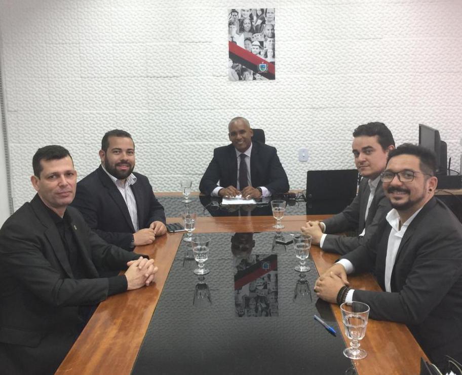 OAB-PB solicita ao Estado instalação de sala de estado maior em nova unidade prisional de João Pessoa