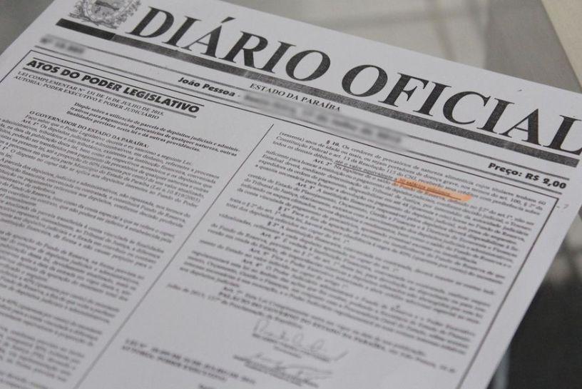 Lei garante poderes à advocacia paraibana para autenticar documentos