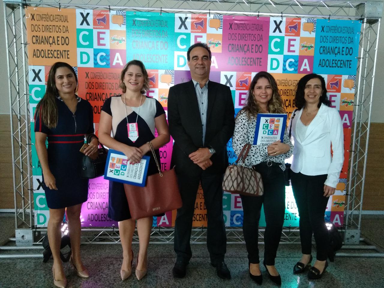 Comissão da OAB-PB participa da X Conferência Estadual dos Direitos da Criança e do Adolescente
