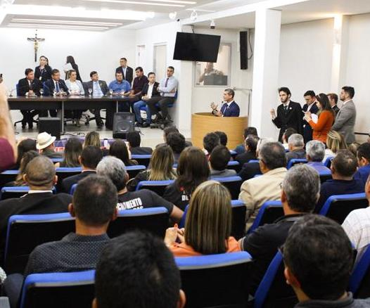 OAB-PB e AL discutem com presidente do TJ projeto de desinstalação de Comarcas