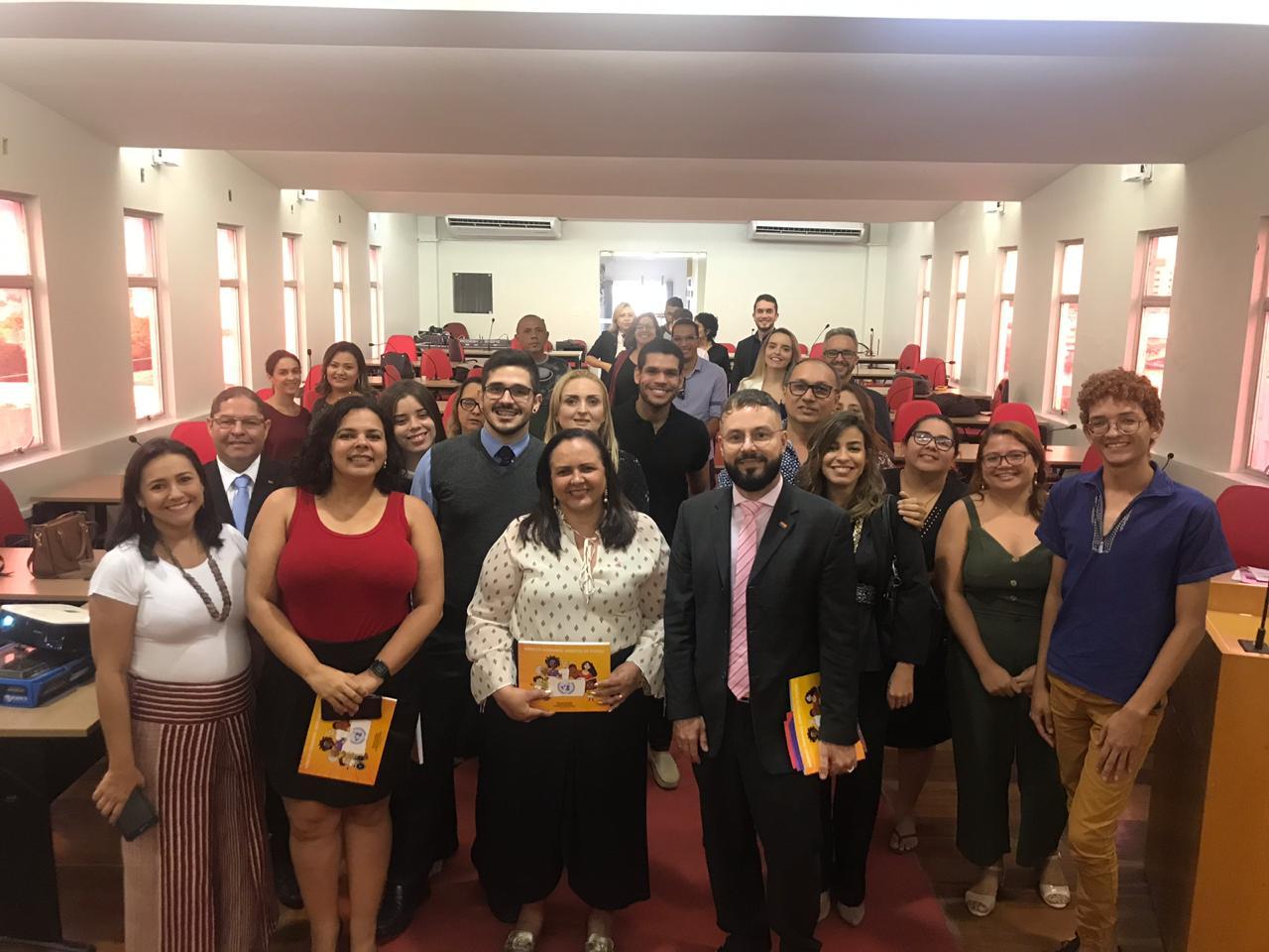 Comissão de Direitos Humanos da OAB-PB realiza terceiro Café Pensante