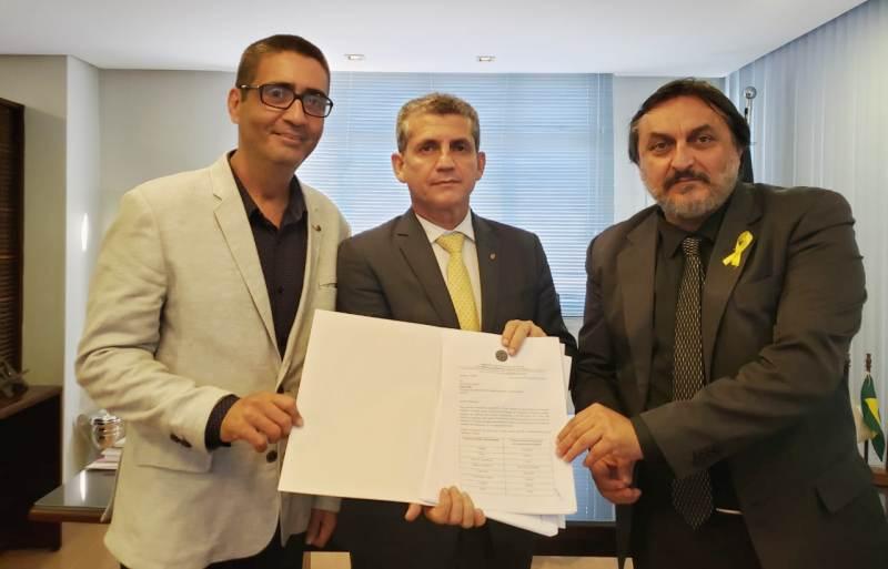 OAB-PB discute com servidores do Judiciário possível fechamento de comarcas na Paraíba