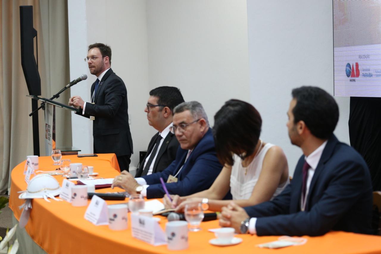 Direito de Família  e Caatinga são debatidos no III Encontro da Advocacia do Sertão