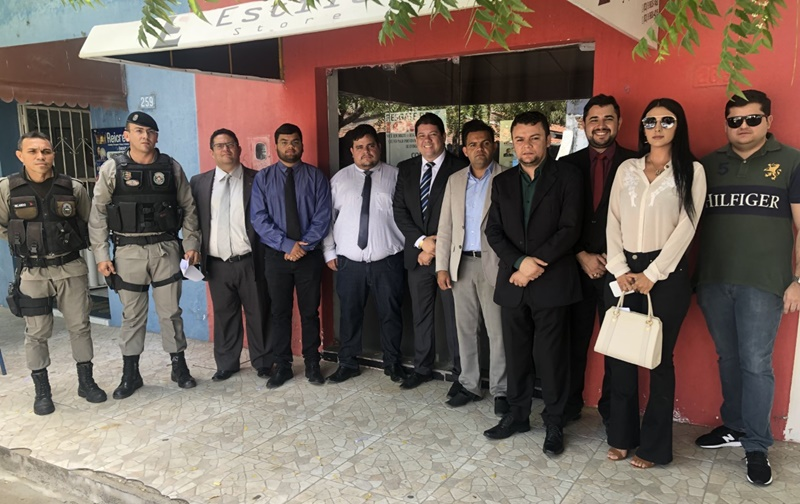 Blitz das Prerrogativas identifica captação de clientela e exercício ilegal da advocacia em São Bento
