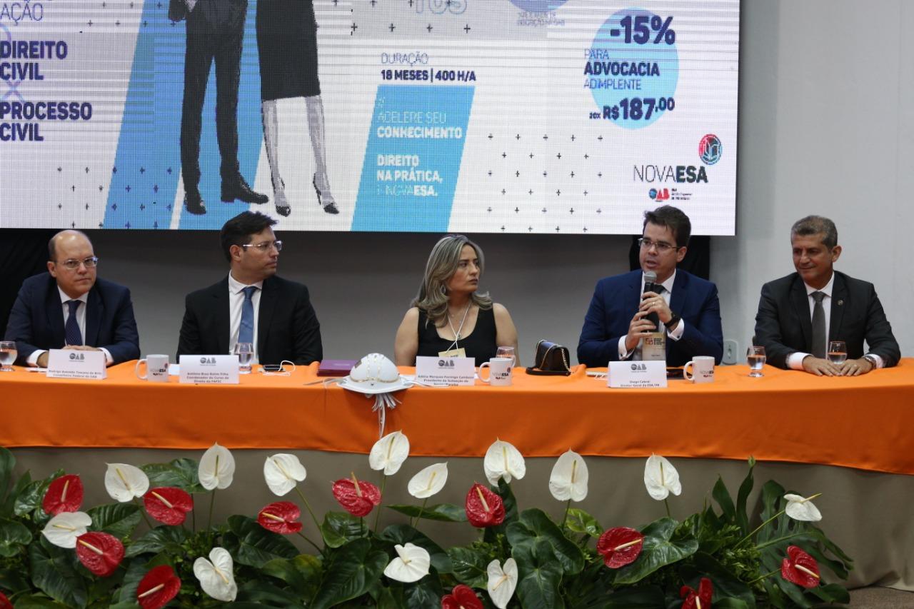 Nova ESA lança primeira pós-graduação no Sertão paraibano