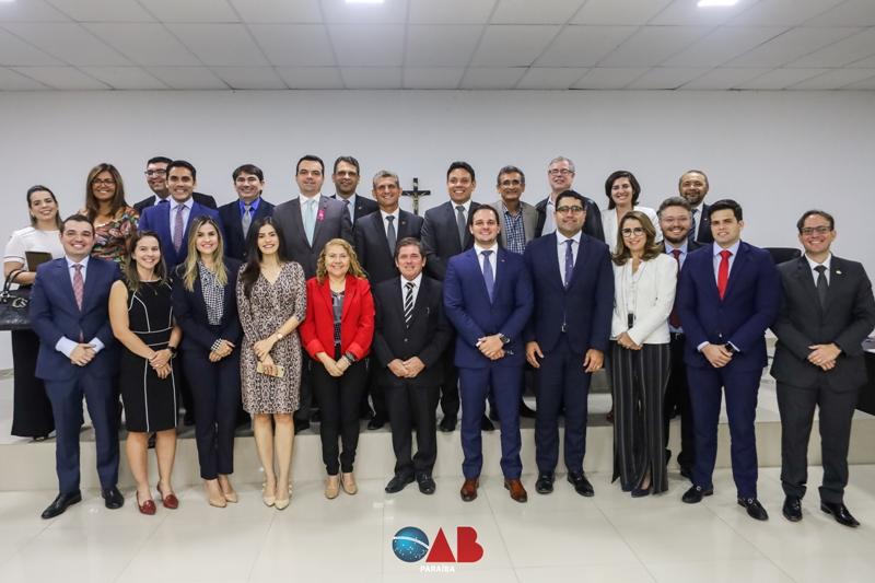 OAB-PB inicia projeto 1ª Câmara Itinerante com sessão inédita em Cajazeiras