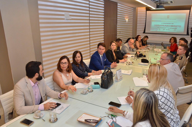 OAB-PB participa de reunião do Comitê de Combate ao Desaparecimento de Crianças e Adolescentes