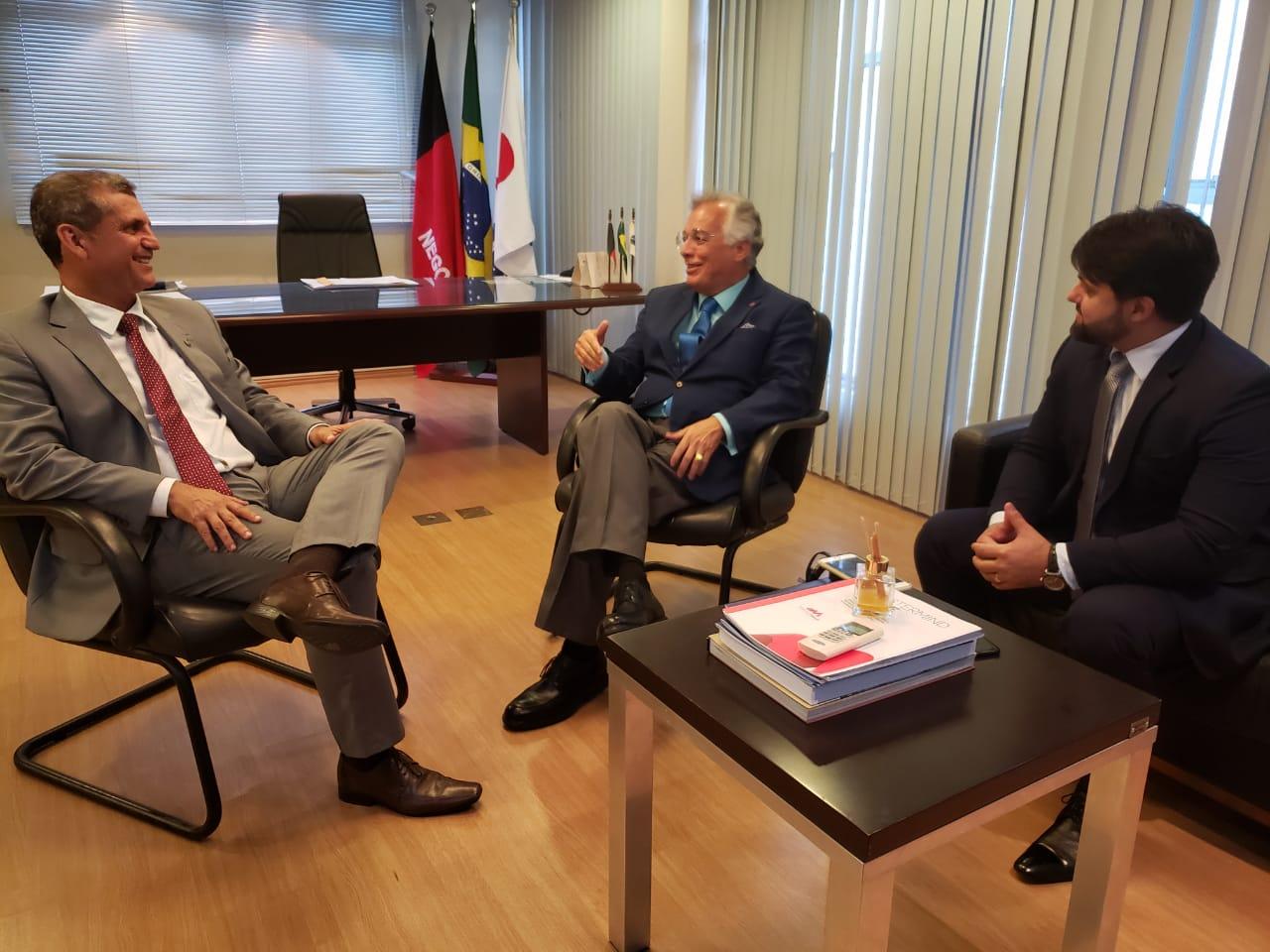 Carlos Aquino assume cargo de procurador de Prerrogativas da OAB-PB