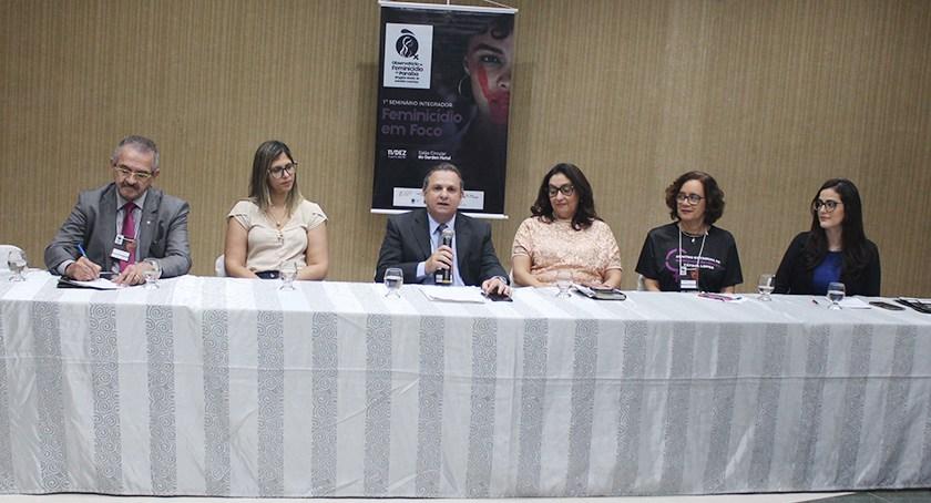 OAB-PB assina convênio de cooperação interinstitucional para desenvolvimento do Observatório do Feminicídio da UEPB