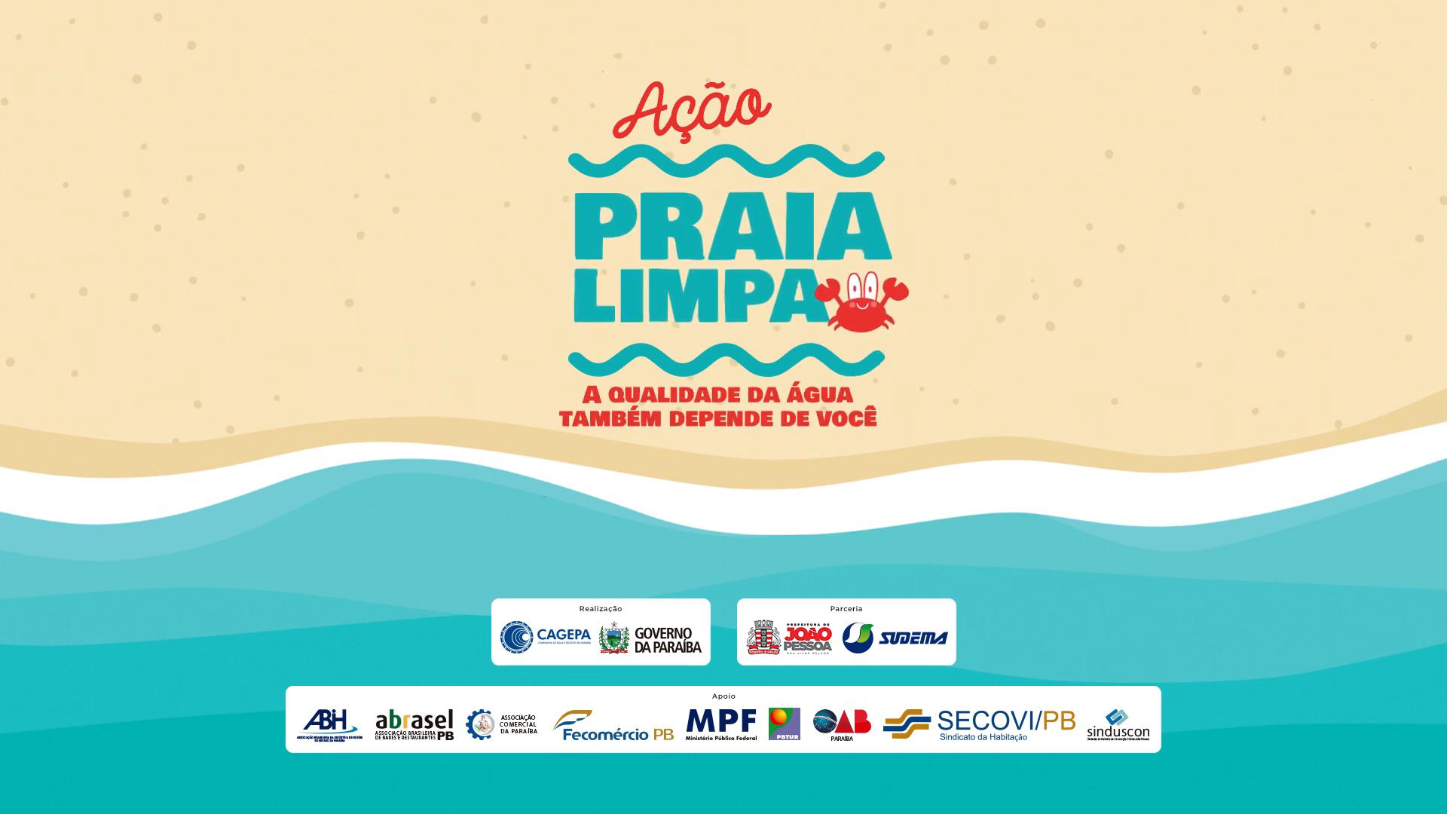 OAB-PB integra foça tarefa que combate poluição na praia de Manaíra