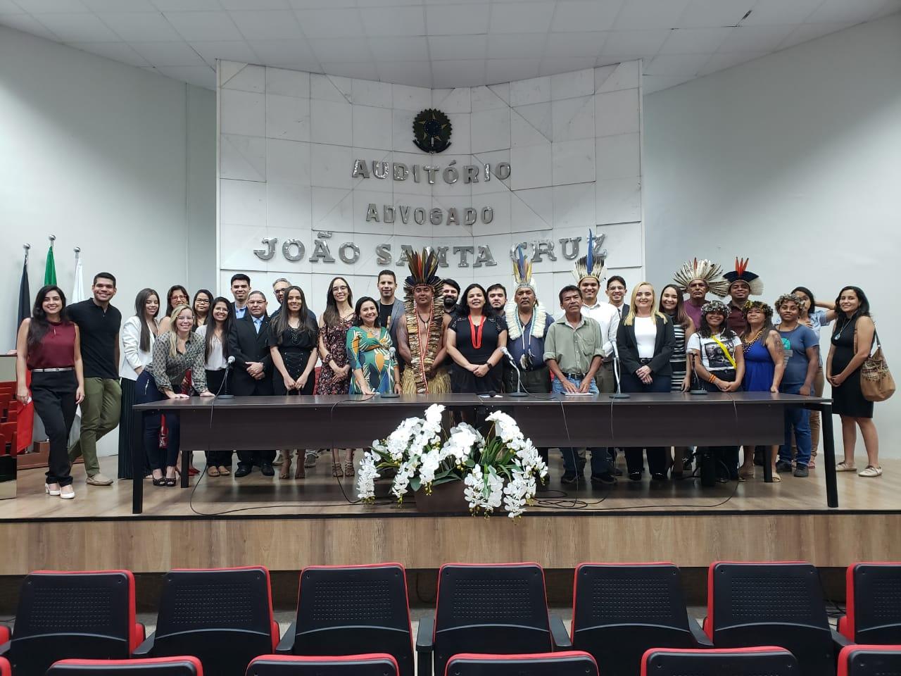 Café Pensante: OAB-PB realiza debate com povos indígenas
