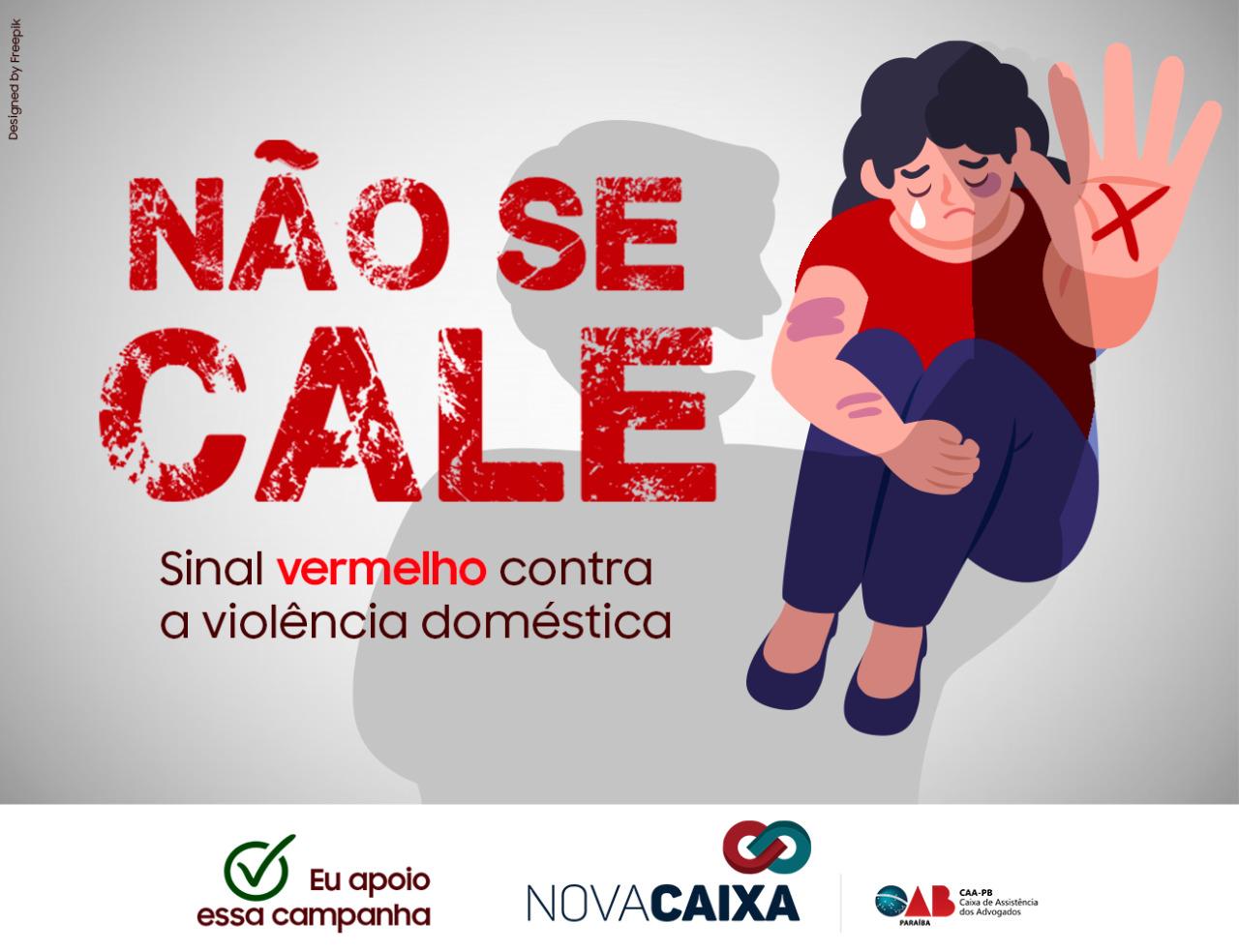 CAA-PB concederá auxílio financeiro a advogadas vítimas de violência doméstica durante a pandemia