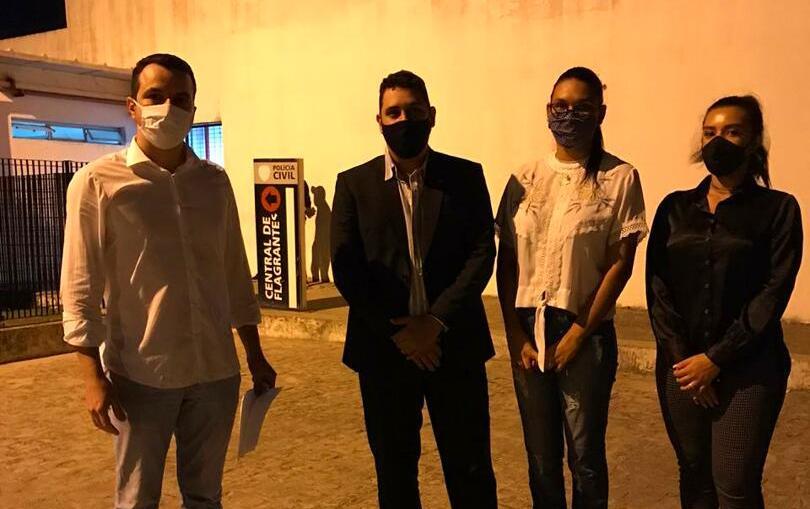 OAB-PB presta assistência a advogadas que tiveram prerrogativas violadas na Central de Polícia de João Pessoa